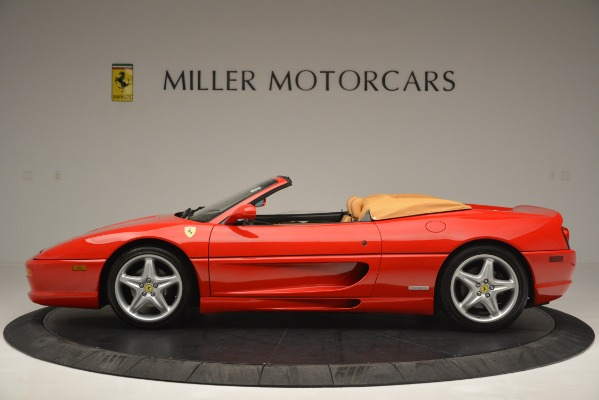 Used 1997 Ferrari 355 Spider 6-Speed Manual for sale Sold at Rolls-Royce Motor Cars Greenwich in Greenwich CT 06830 3