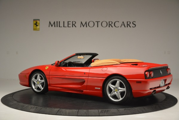 Used 1997 Ferrari 355 Spider 6-Speed Manual for sale Sold at Rolls-Royce Motor Cars Greenwich in Greenwich CT 06830 4