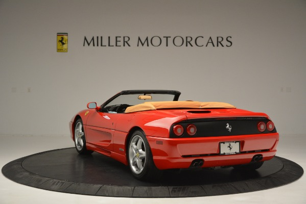 Used 1997 Ferrari 355 Spider 6-Speed Manual for sale Sold at Rolls-Royce Motor Cars Greenwich in Greenwich CT 06830 5