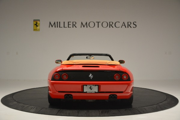 Used 1997 Ferrari 355 Spider 6-Speed Manual for sale Sold at Rolls-Royce Motor Cars Greenwich in Greenwich CT 06830 6