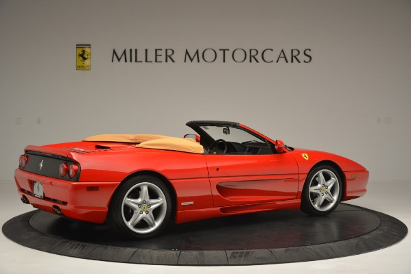 Used 1997 Ferrari 355 Spider 6-Speed Manual for sale Sold at Rolls-Royce Motor Cars Greenwich in Greenwich CT 06830 8