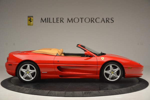 Used 1997 Ferrari 355 Spider 6-Speed Manual for sale Sold at Rolls-Royce Motor Cars Greenwich in Greenwich CT 06830 9