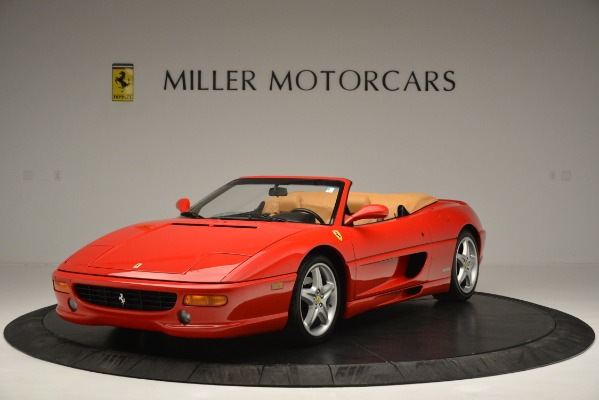 Used 1997 Ferrari 355 Spider 6-Speed Manual for sale Sold at Rolls-Royce Motor Cars Greenwich in Greenwich CT 06830 1