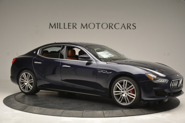 Used 2019 Maserati Ghibli S Q4 for sale Call for price at Rolls-Royce Motor Cars Greenwich in Greenwich CT 06830 10