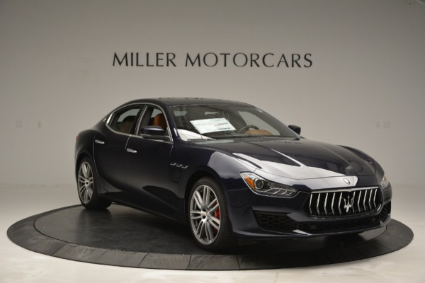 Used 2019 Maserati Ghibli S Q4 for sale Call for price at Rolls-Royce Motor Cars Greenwich in Greenwich CT 06830 11