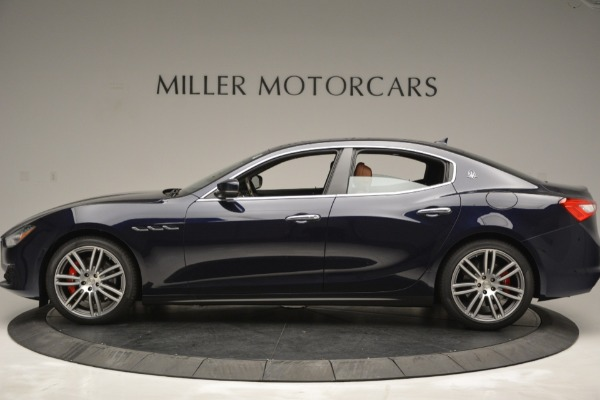 Used 2019 Maserati Ghibli S Q4 for sale Call for price at Rolls-Royce Motor Cars Greenwich in Greenwich CT 06830 3