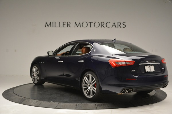 Used 2019 Maserati Ghibli S Q4 for sale Call for price at Rolls-Royce Motor Cars Greenwich in Greenwich CT 06830 5
