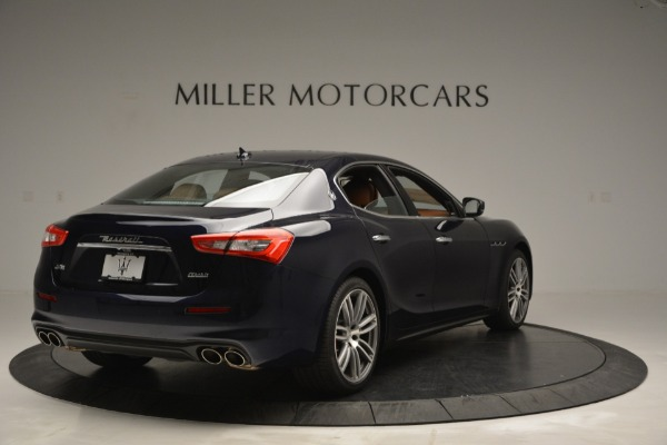 Used 2019 Maserati Ghibli S Q4 for sale Call for price at Rolls-Royce Motor Cars Greenwich in Greenwich CT 06830 7