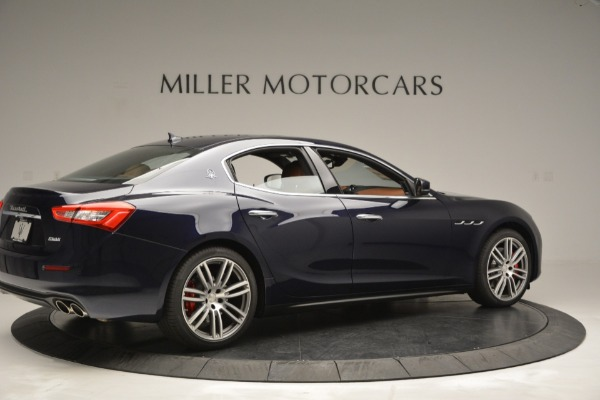 Used 2019 Maserati Ghibli S Q4 for sale Call for price at Rolls-Royce Motor Cars Greenwich in Greenwich CT 06830 8