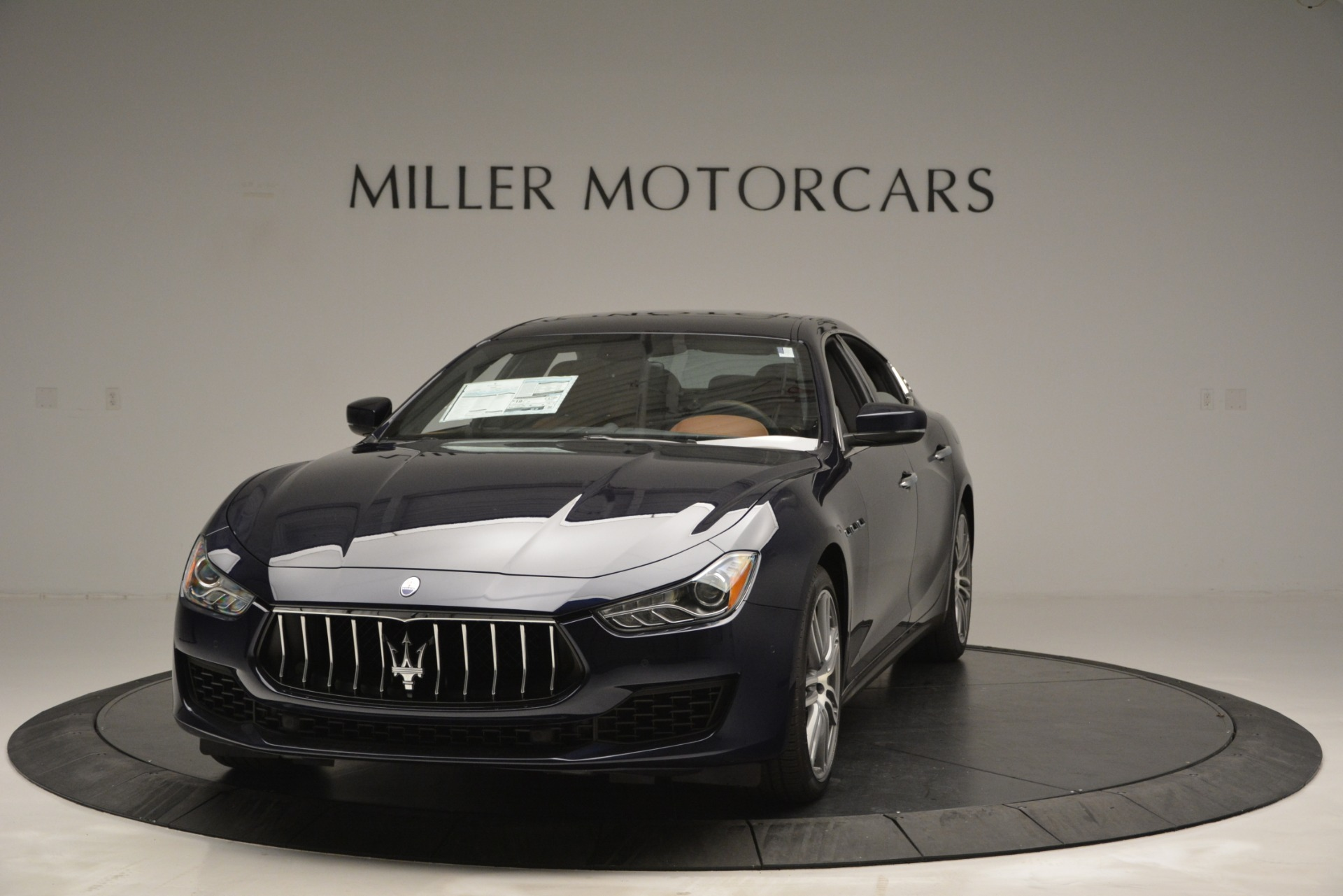 Used 2019 Maserati Ghibli S Q4 for sale Call for price at Rolls-Royce Motor Cars Greenwich in Greenwich CT 06830 1