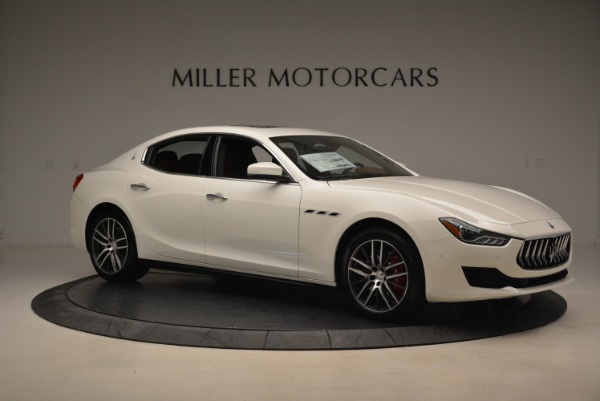 Used 2019 Maserati Ghibli S Q4 for sale Sold at Rolls-Royce Motor Cars Greenwich in Greenwich CT 06830 9