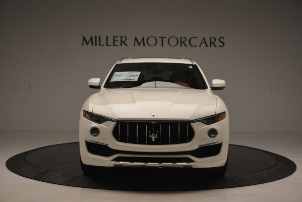 New 2019 Maserati Levante Q4 GranLusso for sale Sold at Rolls-Royce Motor Cars Greenwich in Greenwich CT 06830 12