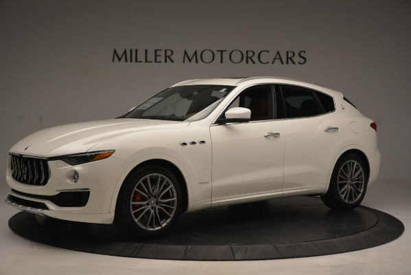 New 2019 Maserati Levante Q4 GranLusso for sale Sold at Rolls-Royce Motor Cars Greenwich in Greenwich CT 06830 2