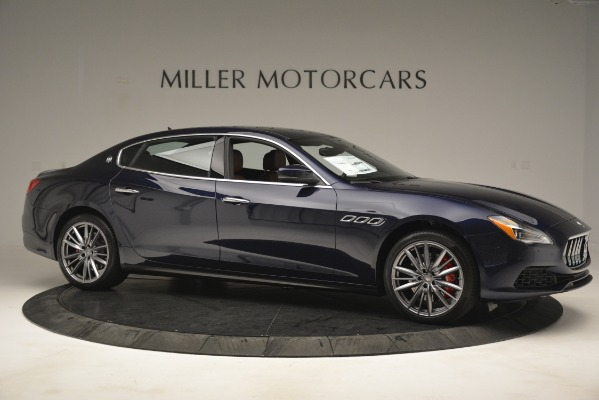New 2019 Maserati Quattroporte S Q4 for sale Sold at Rolls-Royce Motor Cars Greenwich in Greenwich CT 06830 10