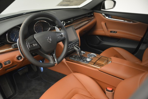 New 2019 Maserati Quattroporte S Q4 for sale Sold at Rolls-Royce Motor Cars Greenwich in Greenwich CT 06830 13