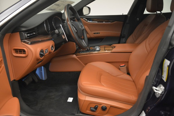 New 2019 Maserati Quattroporte S Q4 for sale Sold at Rolls-Royce Motor Cars Greenwich in Greenwich CT 06830 14