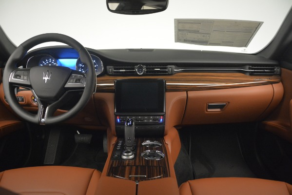 New 2019 Maserati Quattroporte S Q4 for sale Sold at Rolls-Royce Motor Cars Greenwich in Greenwich CT 06830 16