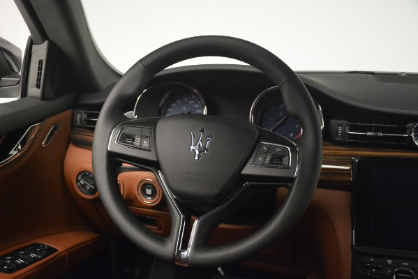 New 2019 Maserati Quattroporte S Q4 for sale Sold at Rolls-Royce Motor Cars Greenwich in Greenwich CT 06830 17