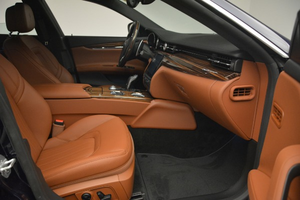 New 2019 Maserati Quattroporte S Q4 for sale Sold at Rolls-Royce Motor Cars Greenwich in Greenwich CT 06830 24