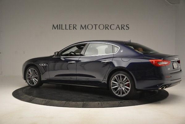 New 2019 Maserati Quattroporte S Q4 for sale Sold at Rolls-Royce Motor Cars Greenwich in Greenwich CT 06830 4