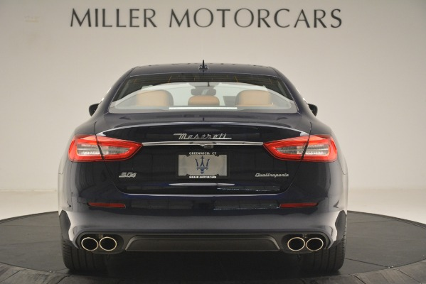 New 2019 Maserati Quattroporte S Q4 for sale Sold at Rolls-Royce Motor Cars Greenwich in Greenwich CT 06830 6