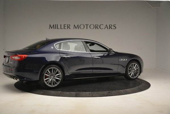 New 2019 Maserati Quattroporte S Q4 for sale Sold at Rolls-Royce Motor Cars Greenwich in Greenwich CT 06830 8