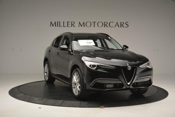 New 2019 Alfa Romeo Stelvio Ti Sport Q4 for sale Sold at Rolls-Royce Motor Cars Greenwich in Greenwich CT 06830 11