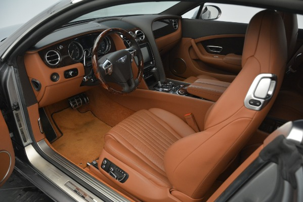 Used 2016 Bentley Continental GT W12 for sale Sold at Rolls-Royce Motor Cars Greenwich in Greenwich CT 06830 17