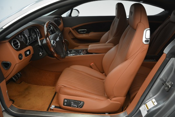 Used 2016 Bentley Continental GT W12 for sale Sold at Rolls-Royce Motor Cars Greenwich in Greenwich CT 06830 18