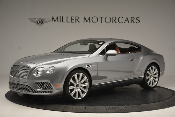 Used 2016 Bentley Continental GT W12 for sale Sold at Rolls-Royce Motor Cars Greenwich in Greenwich CT 06830 2
