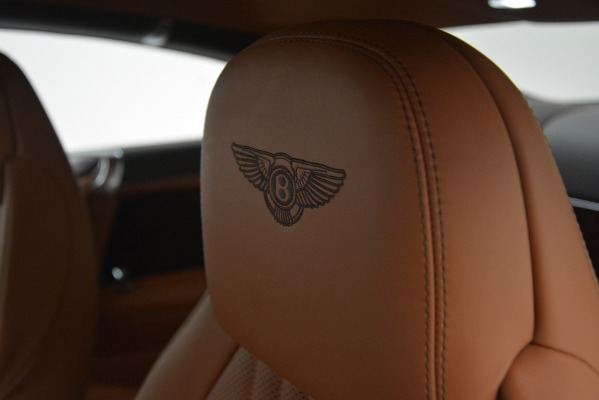 Used 2016 Bentley Continental GT W12 for sale Sold at Rolls-Royce Motor Cars Greenwich in Greenwich CT 06830 20