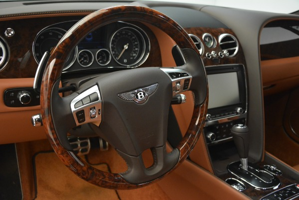 Used 2016 Bentley Continental GT W12 for sale Sold at Rolls-Royce Motor Cars Greenwich in Greenwich CT 06830 21