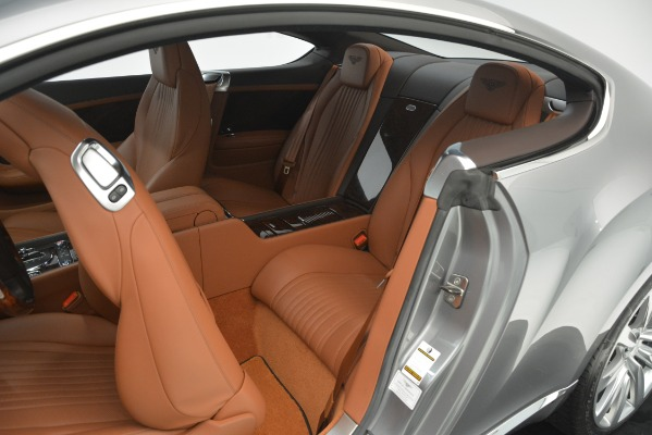 Used 2016 Bentley Continental GT W12 for sale Sold at Rolls-Royce Motor Cars Greenwich in Greenwich CT 06830 25