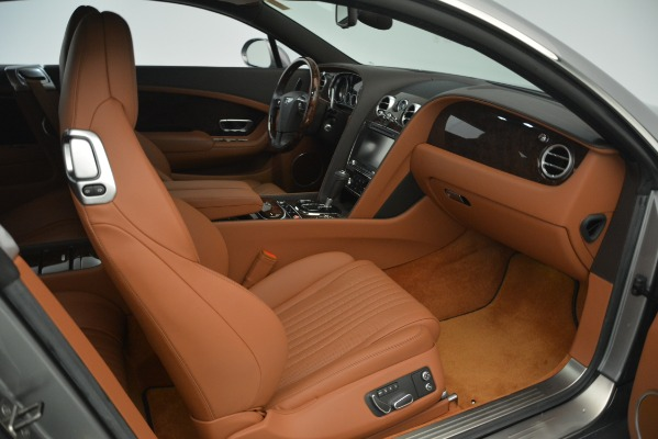 Used 2016 Bentley Continental GT W12 for sale Sold at Rolls-Royce Motor Cars Greenwich in Greenwich CT 06830 28