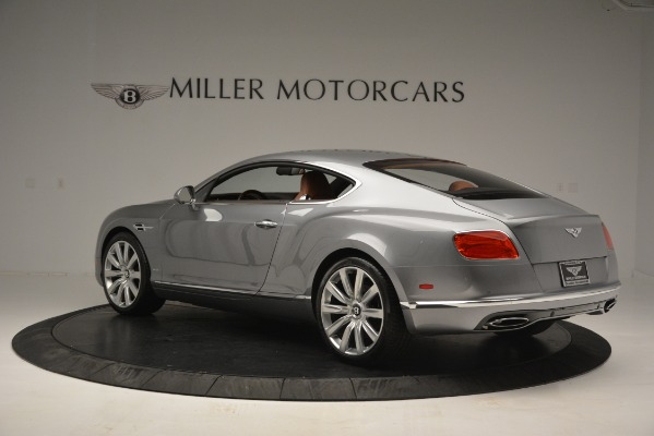 Used 2016 Bentley Continental GT W12 for sale Sold at Rolls-Royce Motor Cars Greenwich in Greenwich CT 06830 4