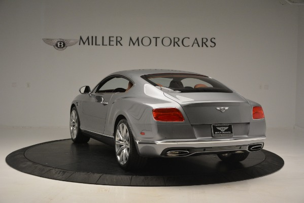 Used 2016 Bentley Continental GT W12 for sale Sold at Rolls-Royce Motor Cars Greenwich in Greenwich CT 06830 5