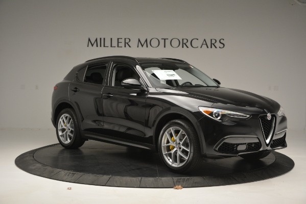 New 2019 Alfa Romeo Stelvio Sport Q4 for sale Sold at Rolls-Royce Motor Cars Greenwich in Greenwich CT 06830 10