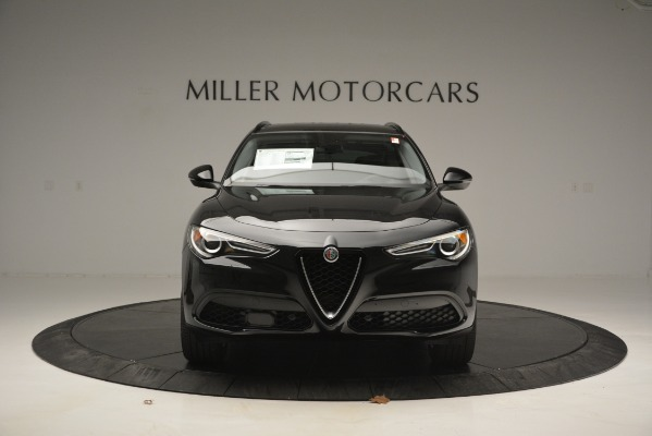 New 2019 Alfa Romeo Stelvio Sport Q4 for sale Sold at Rolls-Royce Motor Cars Greenwich in Greenwich CT 06830 12