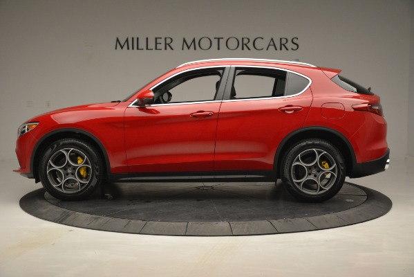 New 2019 Alfa Romeo Stelvio Q4 for sale Sold at Rolls-Royce Motor Cars Greenwich in Greenwich CT 06830 3