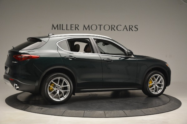 New 2019 Alfa Romeo Stelvio Q4 for sale Sold at Rolls-Royce Motor Cars Greenwich in Greenwich CT 06830 8