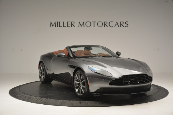 Used 2019 Aston Martin DB11 Volante for sale $214,990 at Rolls-Royce Motor Cars Greenwich in Greenwich CT 06830 10