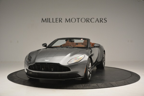 Used 2019 Aston Martin DB11 Volante for sale $214,990 at Rolls-Royce Motor Cars Greenwich in Greenwich CT 06830 12