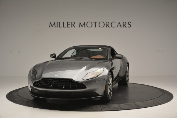 Used 2019 Aston Martin DB11 Volante for sale $214,990 at Rolls-Royce Motor Cars Greenwich in Greenwich CT 06830 13