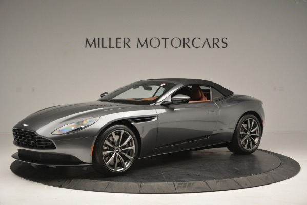 Used 2019 Aston Martin DB11 Volante for sale $214,990 at Rolls-Royce Motor Cars Greenwich in Greenwich CT 06830 14