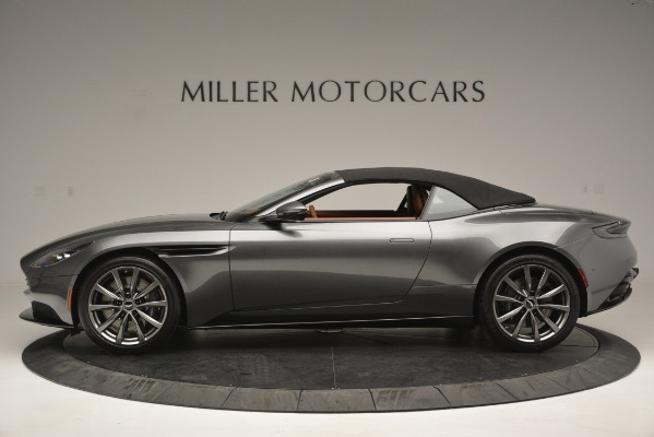 Used 2019 Aston Martin DB11 Volante for sale $214,990 at Rolls-Royce Motor Cars Greenwich in Greenwich CT 06830 15