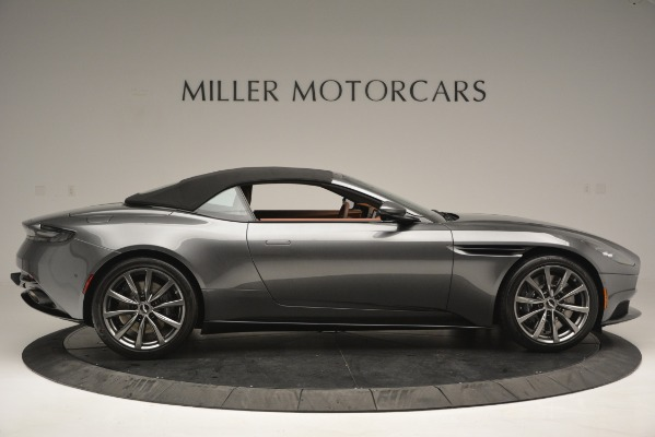 New 2019 Aston Martin DB11 V8 Convertible for sale Sold at Rolls-Royce Motor Cars Greenwich in Greenwich CT 06830 16