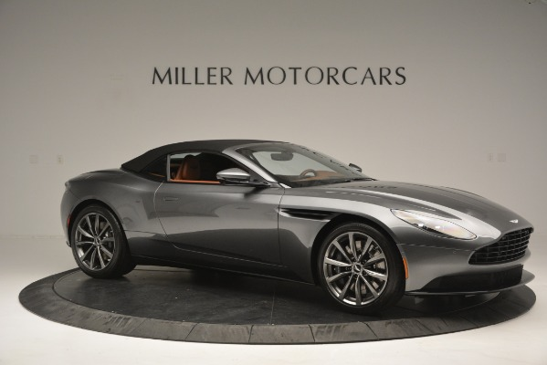 Used 2019 Aston Martin DB11 Volante for sale $214,990 at Rolls-Royce Motor Cars Greenwich in Greenwich CT 06830 17