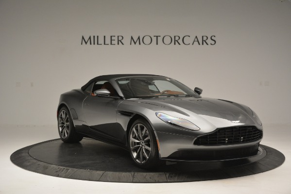 Used 2019 Aston Martin DB11 Volante for sale $214,990 at Rolls-Royce Motor Cars Greenwich in Greenwich CT 06830 18