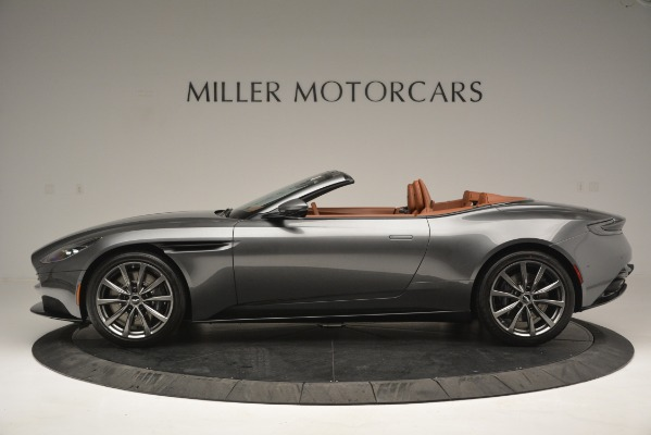 Used 2019 Aston Martin DB11 Volante for sale $214,990 at Rolls-Royce Motor Cars Greenwich in Greenwich CT 06830 2