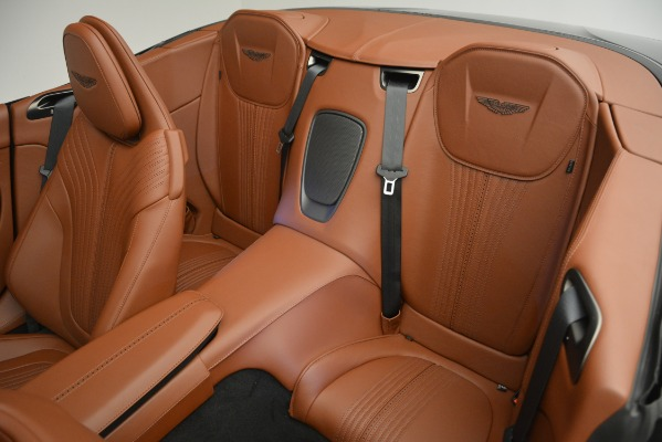 Used 2019 Aston Martin DB11 Volante for sale $214,990 at Rolls-Royce Motor Cars Greenwich in Greenwich CT 06830 22